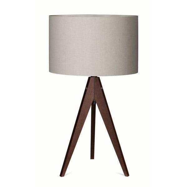 Lampa stołowa Artist Birch Dark Brown/Grey