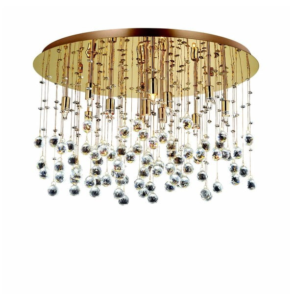 Lampa sufitowa Evergreen Lights Gold Drops
