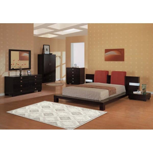 Kremowy dywan bawełniany Floorist Fara, 160x230cm