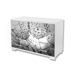 Tapeta samoprzylepna na meble Dimex Rosa, 125x85cm