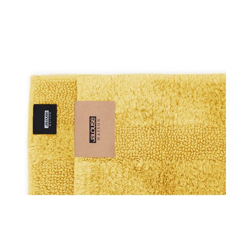 ty dywanik azienkowy jalouse maison tapis de bain jaune 50x70 cm bonami. Black Bedroom Furniture Sets. Home Design Ideas