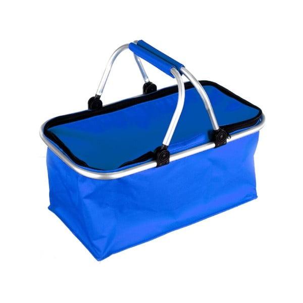 Koszyk na zakupy Vetro, niebieski