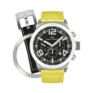 Zegarek unisex Marc Coblen z dodatkowym paskiem i obręczą P8