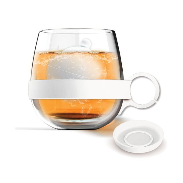 Kubek Tea Ball, biały