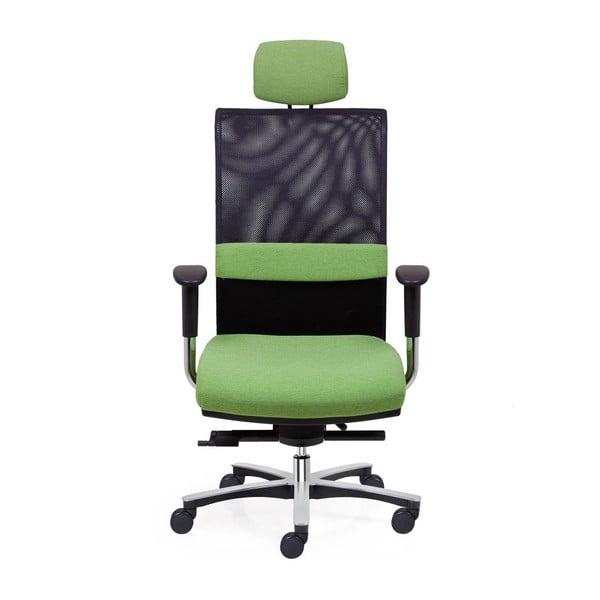 Krzesło biurowe Reflex Balanc XL, zielone