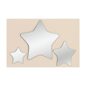 Zestaw 3 luster Trio Star