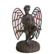Lampa stołowa Tiffany Angel