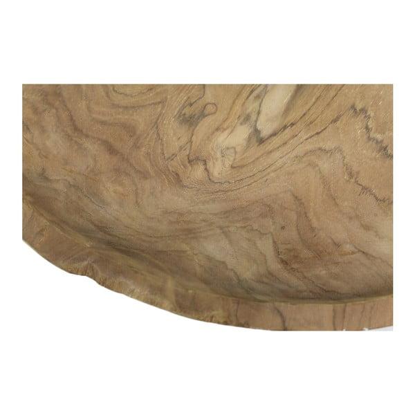 Taca z drewna tekowego HSM Collection Blank