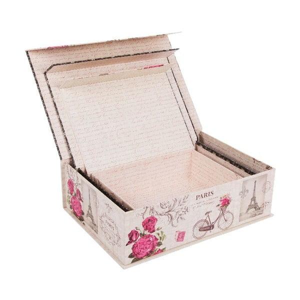 Zestaw 3 pudełek Tender