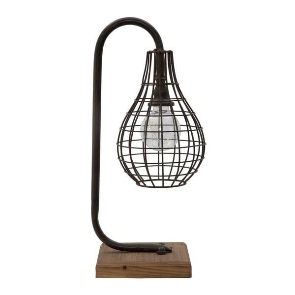 Lampa stołowa Mauro Ferretti Iron, 50,5 cm