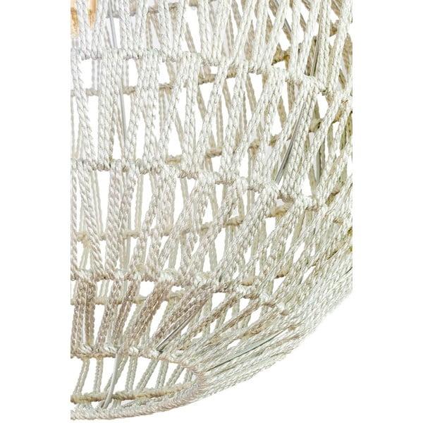 Żyrandol Fisura Hive Silver, 50 cm