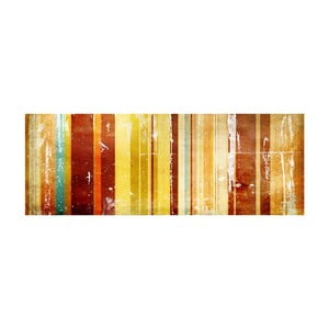 Winylowy dywan Cocina Rayas, 66x180 cm