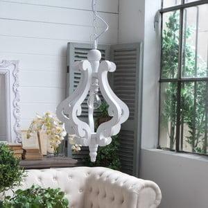 Żyrandol Sandy White Antique