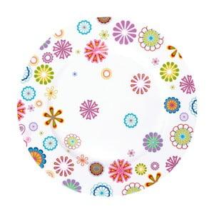 Talerz Krauff Blumen, 26,6 cm