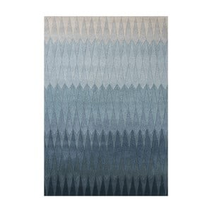 Wełniany dywan Acacia Blue, 200x300 cm