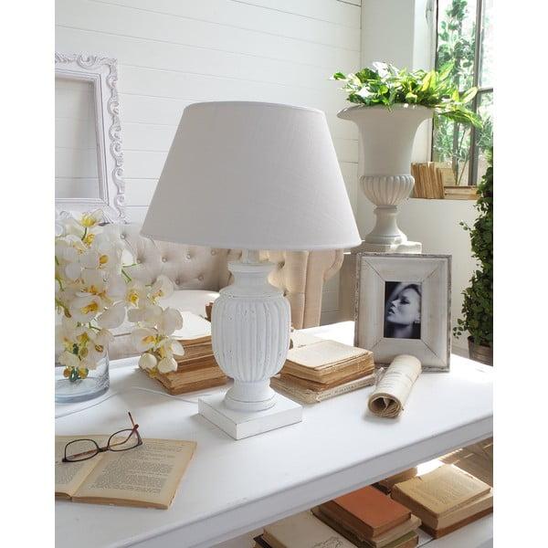 Lampa stołowa White Shabby