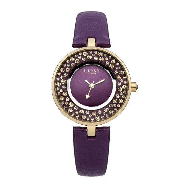 Zegarek Lipsy London Purple