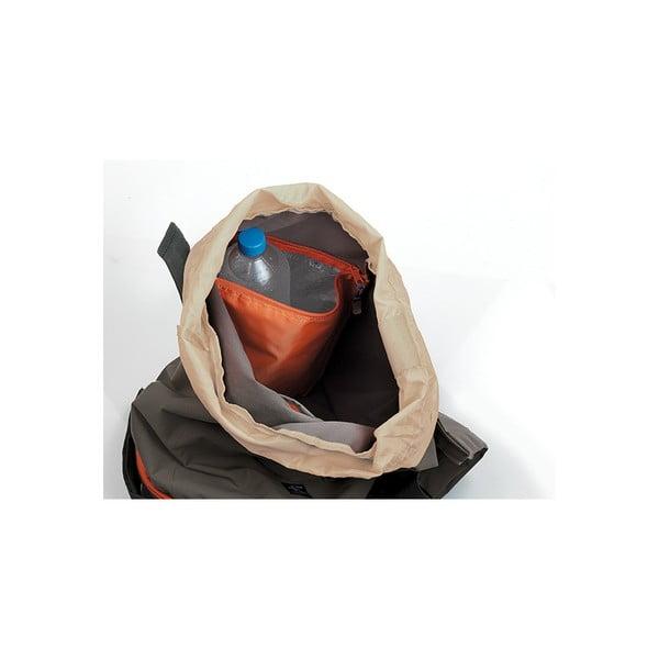 Plażowy worek Hata Kopu 47 l, brązowy