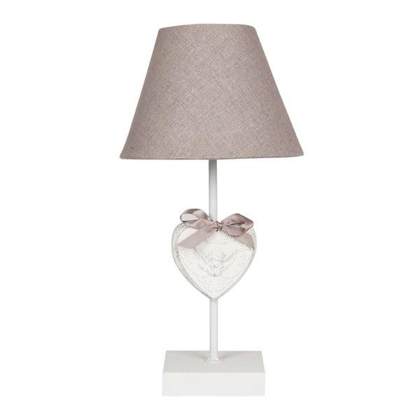 Lampa stołowa Heart Deco