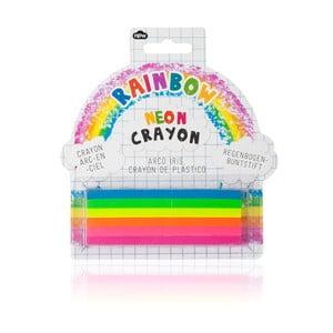 Duża tęczowa kredka npw™ Neon Rainbow Crayon