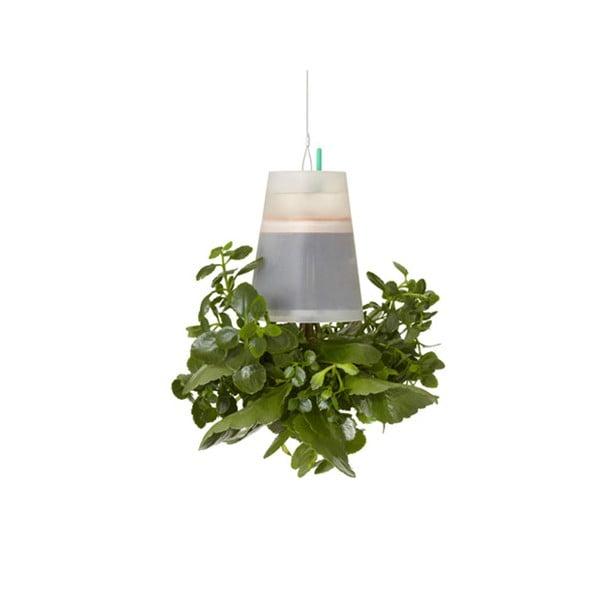 Ceramiczna doniczka Sky Planter, mini, przeźroczysta