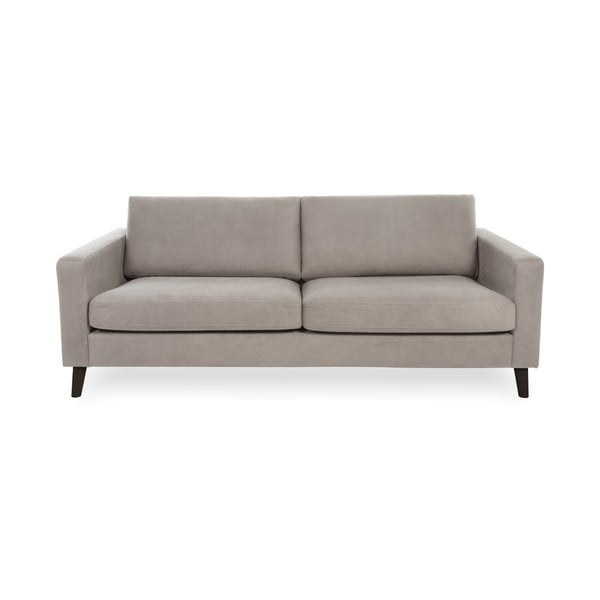 Sofa trzyosobowa Tom Light Grey