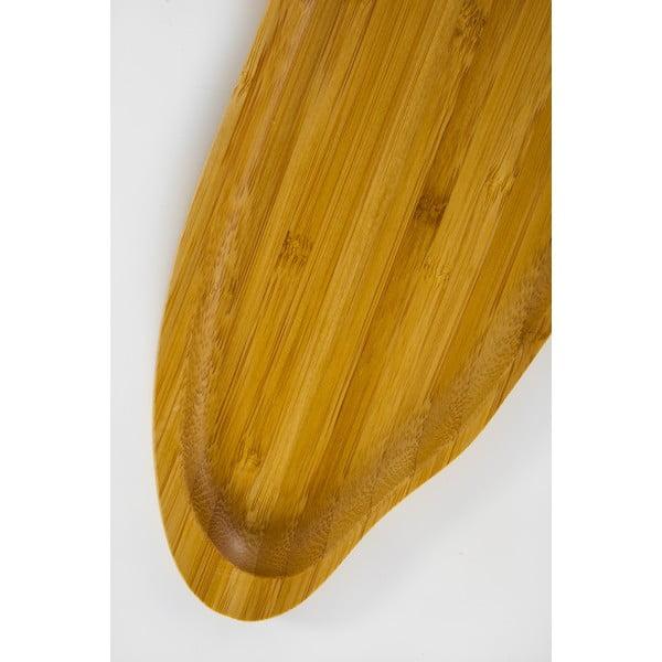 Bambusowy półmisek Bambum Santos, 31 cm