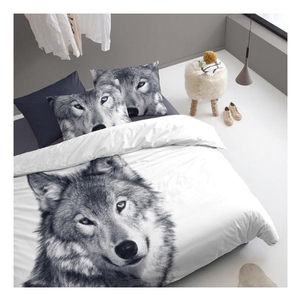 Pościel Husky White, 200x200 cm