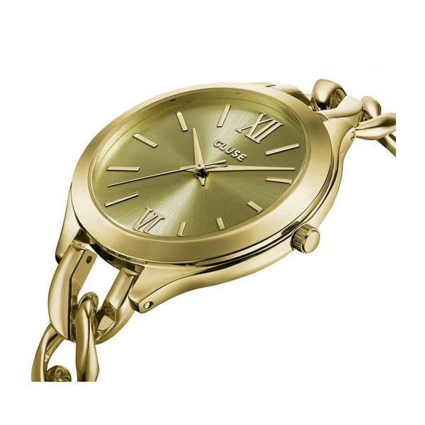 Zegarek damski Aubade Gold, 40 mm