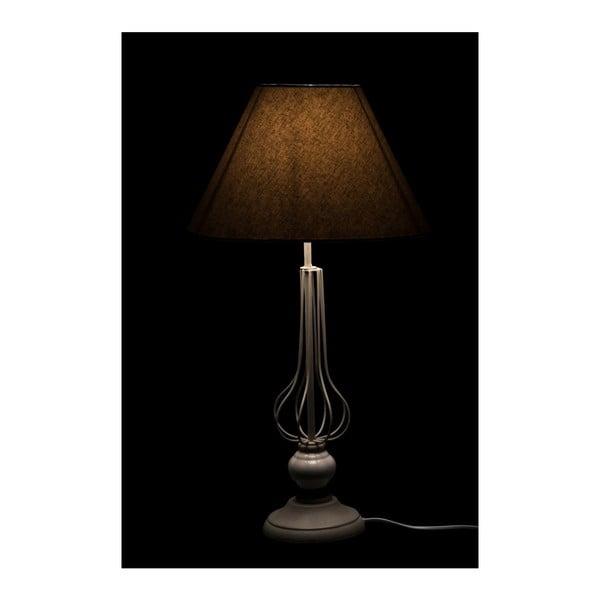 Lampa stołowa Ball Grey, 25x25x56 cm