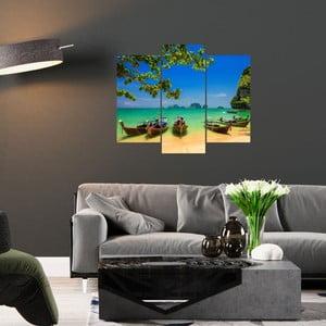 Naklejka Ambiance Tropical Paradise