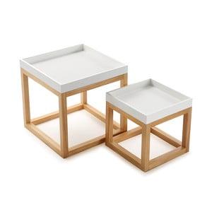 Zestaw 2 stołków Treyn