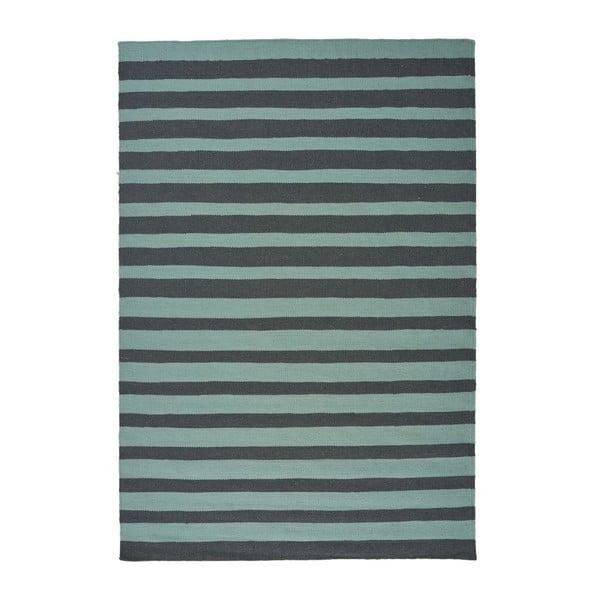 Wełniany dywan Toya Aqua, 160x230 cm