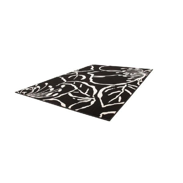 Dywan Saga 1634 Black, 80x150 cm