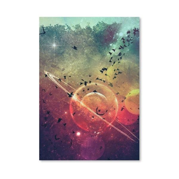 """Plakat """"Atmysphyryc"""", A3"""
