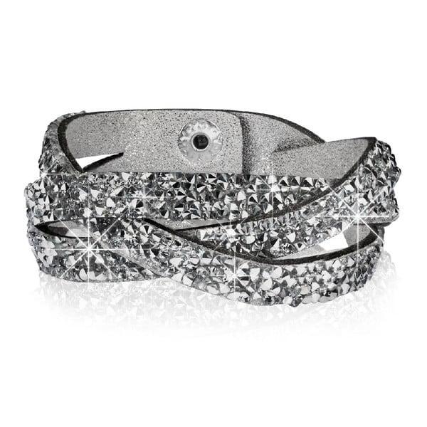 Bransoletka Silver Dust, 19 cm