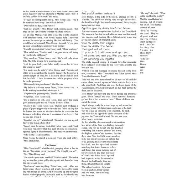 "Plakat ""Matylda"", 70x100 cm"