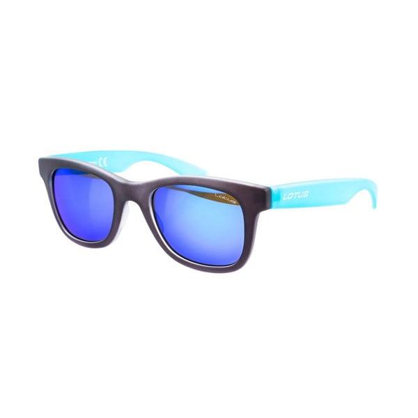 Damskie okulary przeciwsłoneczne Lotus L754015 Matt Black