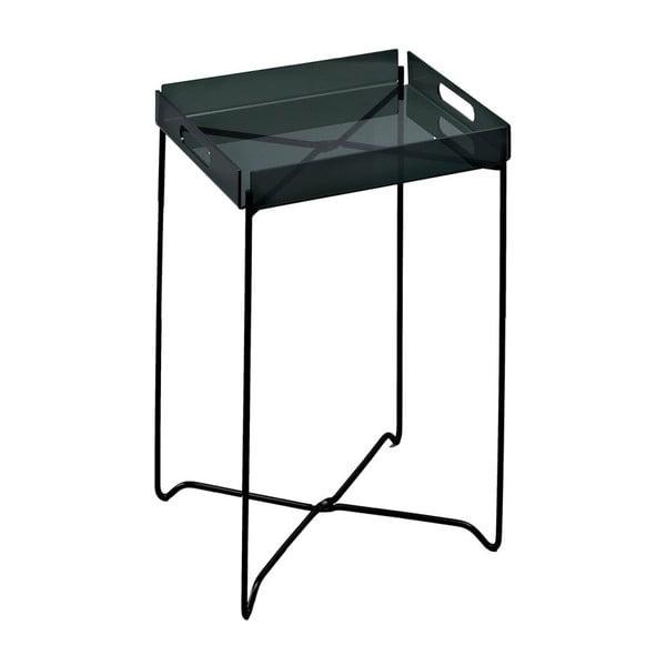 Czarny stolik Design Twist Nagpur