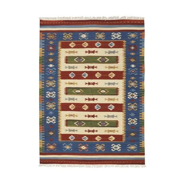 Ręcznie tkany dywan Kilim Classic AK07 Mix, 155x215 cm
