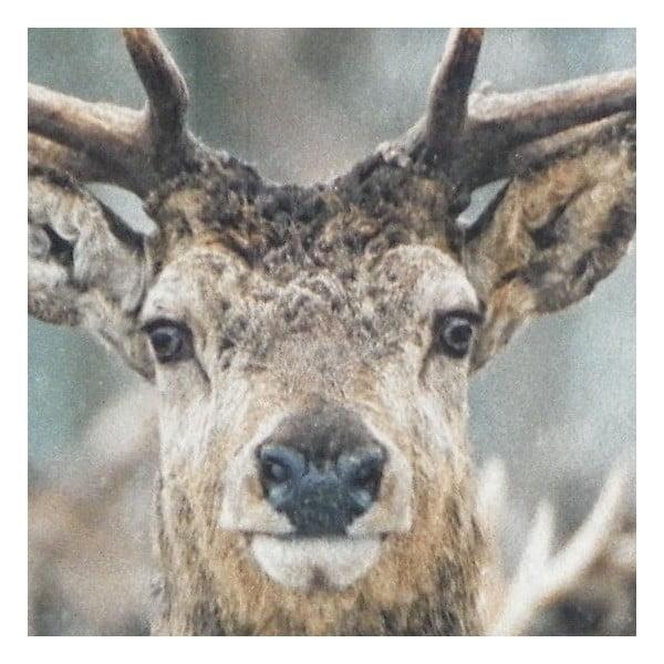 Dywanik Winter Deer 75x50 cm