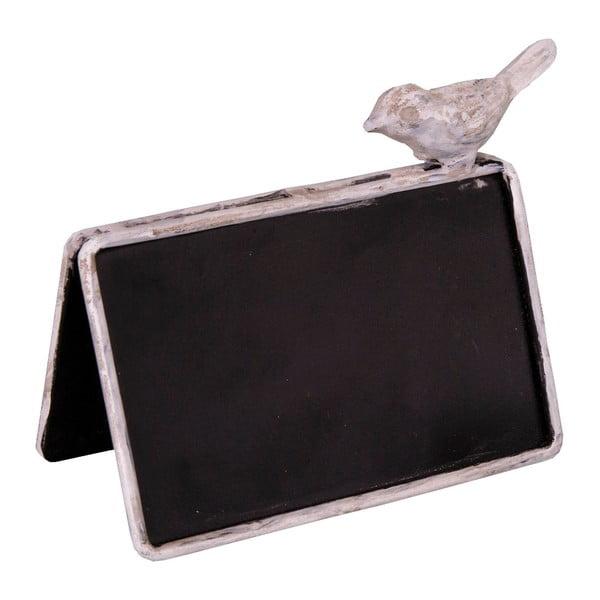 Mała tablica łupkowa Antic Line Birdie