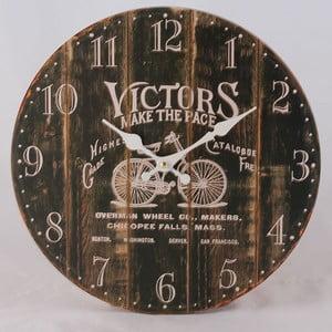 Drewniany zegar Victors