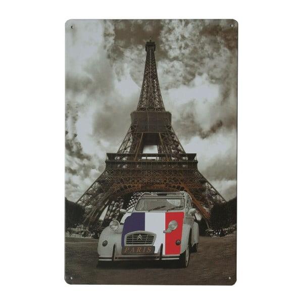 Tablica Paris, 20x30 cm