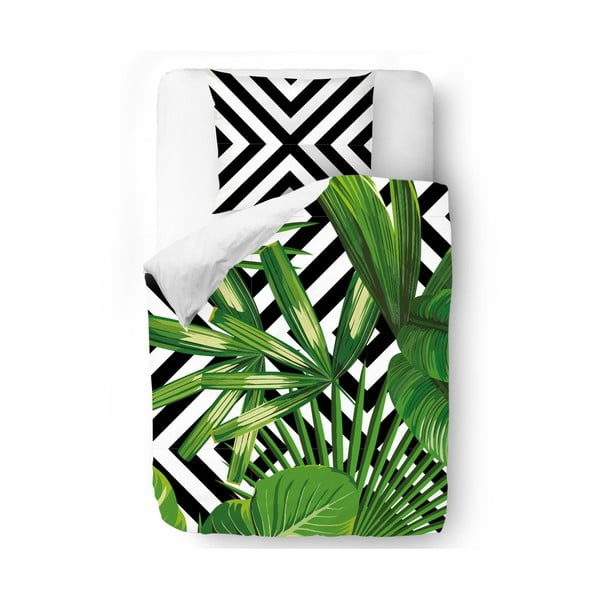 Pościel Jungle on Black, 140x200 cm