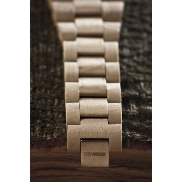 Drewniany zegarek Jupiter Beige