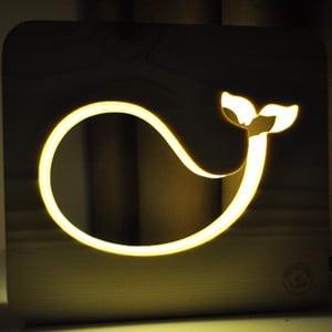 Lampka dziecięca Creative Gifts Whale