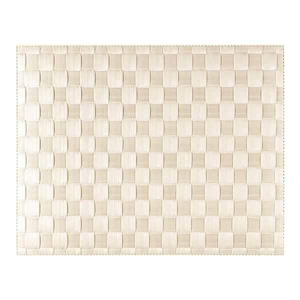Mata stołowa West Ivory, 30x40 cm