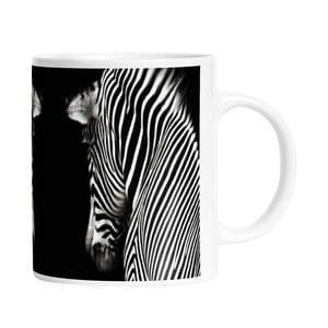 Kubek Black Shake Zebra Stripes, 330 ml
