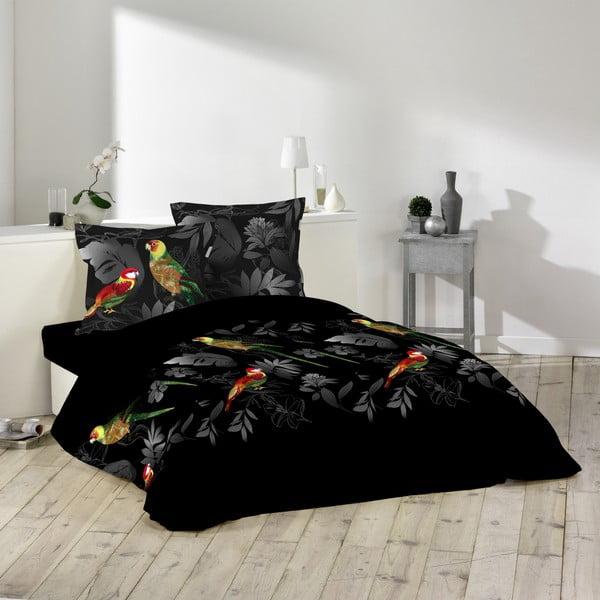 Pościel Papure Noir, 220x240 cm